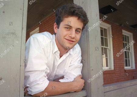 "Actor Kirk Cameron, pictured during an interview, has literally grown up as Mike Seaver on ABC's ""Growing Pains"", in Los Angeles. Now, he's making the transition to adult roles portraying a young adult who was adopted as a child and now seeks to adopt children in his own TV movie ""A Little Piece of Heaven"