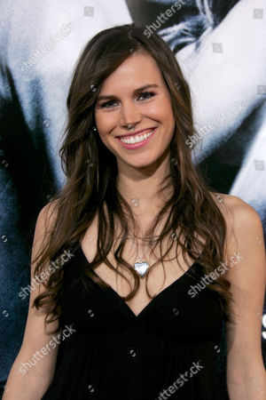 Editorial picture of 'In the Land of Women' premiere, Hollywood, Los Angeles, America - 16 Apr 2007