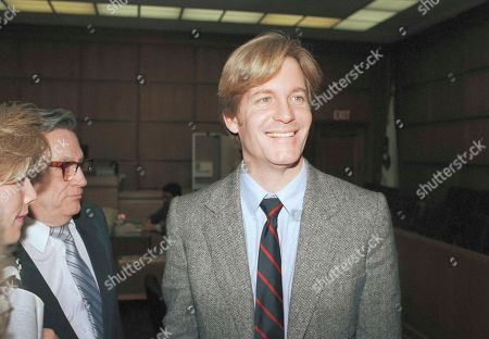 """Marc Christian Marc Christian, lover of the late Rock Hudson, smiles as he leaves a Los Angeles courtroom, after a jury awarded him $14.5 million in ruling Hudson had acted with """"outrageous conduct"""" by concealing from Christian the fact he had AIDS. The award was more than the $11 million Christian had sought"""