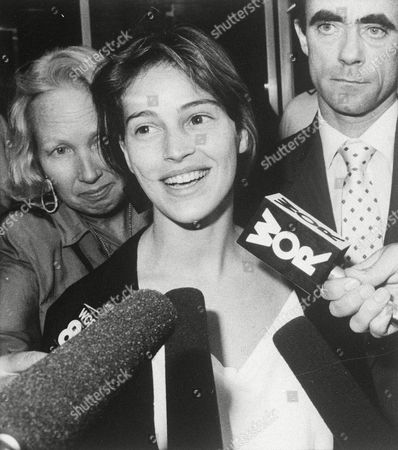 Editorial image of MARLA HANSON, NEW YORK, USA