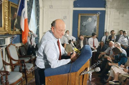 Editorial photo of Mayor Edward I. Koch, New York, USA