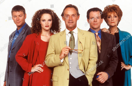'The 10 Percenters' - 1993 Benedict Taylor, Emma Cunniffe, Clive Francis, Colin Stinton and Elizabeth Bennett