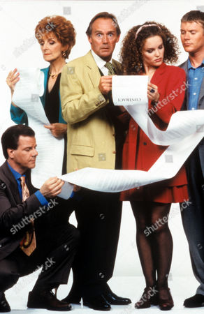 'The 10 Percenters' - 1993 Colin Stinton, Elizabeth Bennett, Clive Francis, Emma Cunniffe and Benedict Taylor