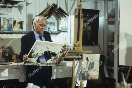 John Thaw in a scene from 'Morse' - 1991 Episode: 'Who Killed Harry Field'