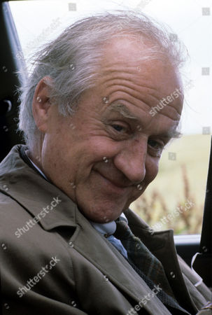 Stock Picture of Cyril Cusack in 'Tales Of The Unexpected' - 1980 Episode: 'The Hitch-Hiker'