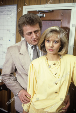 Glynis Barber and Nicholas Ball in 'Tales Of The Unexpected' - 1988 Episode: 'The Dead Don't Steal'