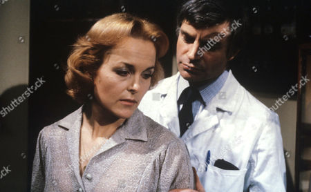 Sheila Gish and John Castle in 'Tales Of The Unexpected' - 1980 Episode: 'Fat Chance'