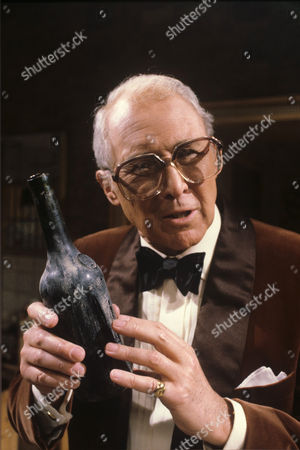 Anthony Quayle  in 'Tales Of The Unexpected' - 1981 Episode: 'Last Bottle In The World'