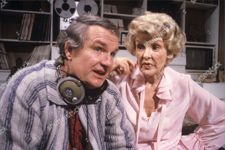 Shane Rimmer and Elaine Stritch  in 'Tales Of The Unexpected' - 1980 Episode: 'My Lady Love My Dove'