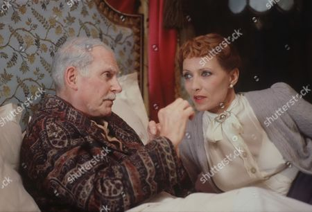 'Brideshead Revisited' 1981- Laurence Olivier and Stephane Audran