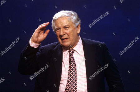 Stock Image of 'An Audience with Peter Ustinov' -1988