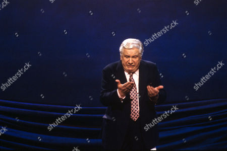 Stock Photo of 'An Audience with Peter Ustinov' -1988
