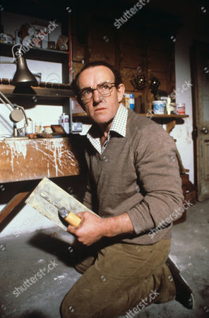 Stock Photo of Colin Blakely in 'Tales Of The Unexpected' - 1981 Episode: 'Never Speak Ill Of The Dead'