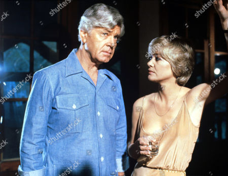 Anthony Steel and Judy Geeson in 'Tales Of The Unexpected' - 1980 Episode: 'Poison'