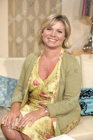 Julie Dawn Cole, TV Expert for 'This Morning' - 2006