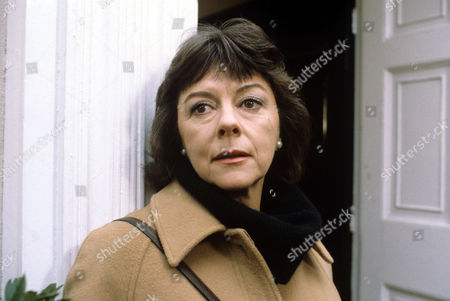Stock Image of Dorothy Tutin in 'Tales Of The Unexpected' - 1982 Episode: 'The Eavesdropper'