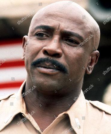 Louis Gossett Jnr. as Sidney Williams in 'The Josephine Baker Story' - 1991
