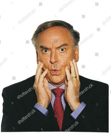 Stock Picture of Bob Monkhouse - 2000