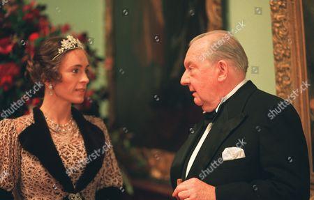'Bertie and Elizabeth' TV, 2002 - Juliet Aubrey, David Ryall,