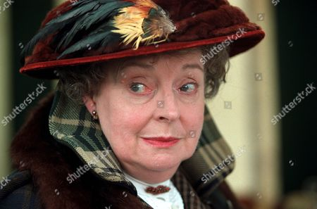 Stock Photo of 'Bertie and Elizabeth' TV, 2002 - Barbara Leigh-Hunt