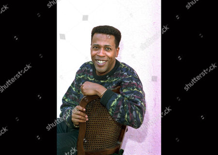 """Stock Image of Meshach Taylor Actor Meshach Taylor poses during an interview in Los Angeles, Calif. Taylor's agent says the actor, who appeared in the hit sitcoms """"Designing Women"""" and """"Dave's World"""" died of cancer, at his home in Los Angeles. He was 67"""