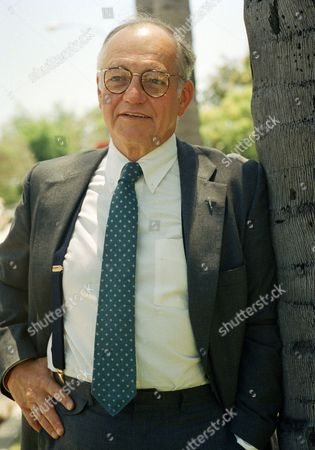 Editorial photo of Obit Richard Dysart, Los Angeles, USA