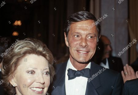 """Louis Jourdan, Berthe Fredrique Actor Louis Jourdan and his wife Berthe Fredrique attend the opening of American Ballet Theater in New York. Jourdan, the dashingly handsome Frenchman who starred in """"Gigi,"""" ''Can-Can,"""" ''Three Coins in the Fountain"""" and other American movies, has died on . He was 93"""