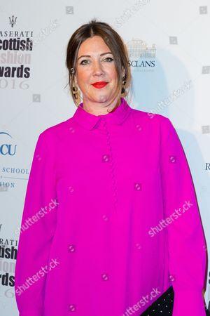Editorial image of Scottish Fashion Awards, London, UK - 21 Oct 2016