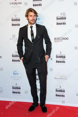 Editorial picture of Scottish Fashion Awards, London, UK - 21 Oct 2016