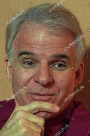 Stock Picture of MARTIN Steve Martin, shown in this Dec. 1992 photo, will play the title character made popular in the 1950s sitcom ''You'll Never Get Rich,'' starring Phil Silvers. The show's title was later changed to ''The Phil Silvers Show.'' The movie is the third collaboration between Martin and producer Brian Grazer. They worked together on ''Parenthood'' and ''Housesitter