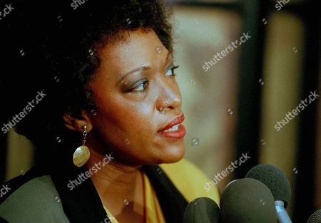 Rita Dove Rita Dove, the nation's new poet laureate, pauses during a news conference in Washington, . Dove, a Pulitzer Prize-winning poet who fell in love with poetry as a child, believes strongly that poetry should be a part of everyone's life