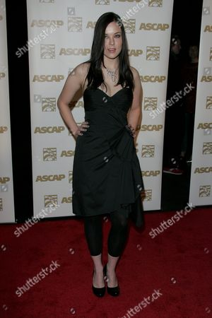 Editorial photo of 24th Annual ASCAP Pop Music Awards , Los Angeles, America - 18 Apr 2007