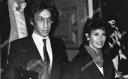 Actress Raquel Welch and husband Andre Weinfeld leave New York's Carnegie Hall, . The two were attending a concert by singer Karen Akers