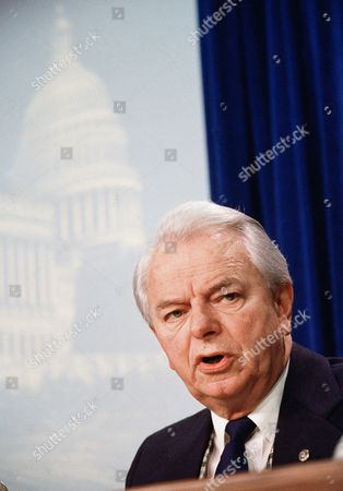 Editorial photo of Robert Byrd, Washington, USA