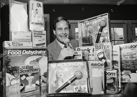 Editorial photo of Ron Popeil, Los Angeles, USA