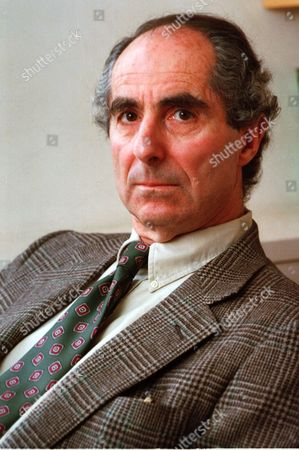 """American author Philip Roth is seen on in New York, during an interview promoting his new book """"Operation Shylock: A Confession"""