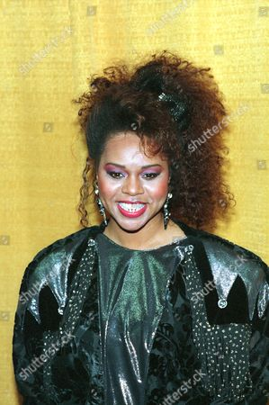 Williams Singer Deniece Williams is shown at the Soul Train Music Awards in Los Angeles, Ca