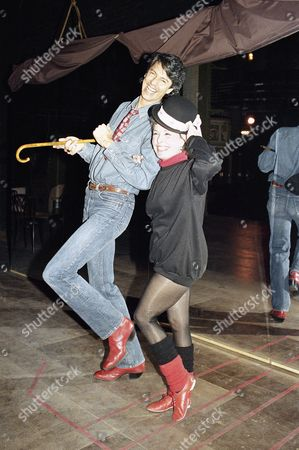 Tommy Tune Tommy Tune and Marge Champion are dancing in New York on