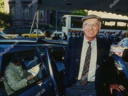 Editorial image of USA Joseph E. Murray wins Nobel Prize