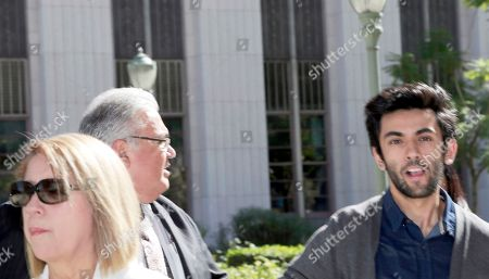 Ron Calderon, Ana Calderon, Zachary Calderon Former state Sen. Ron Calderon, second from left, and his wife Ana, left, and their son Zachary, right, leave federal court in Los Angeles after Sen. Calderon's sentencing on bribery charges in . Calderon was sentenced Friday to 3½ years in federal prison after showing little remorse for a corruption scandal that tarnished his family's Southern California political dynasty