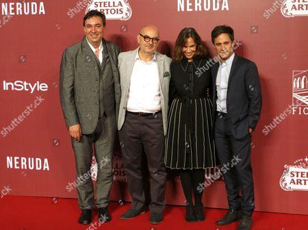 Editorial picture of Mexico Film Festival, Morelia, Mexico - 21 Oct 2016