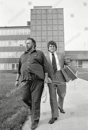 Editorial photo of AL GOLDSTEIN 1977, KANSAS CITY, USA