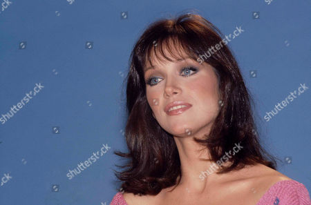 "Tanya Roberts, Victoria Leigh Blum Tanya Roberts of the TV program ""Charlie's Angels"" is pictured in 1980"