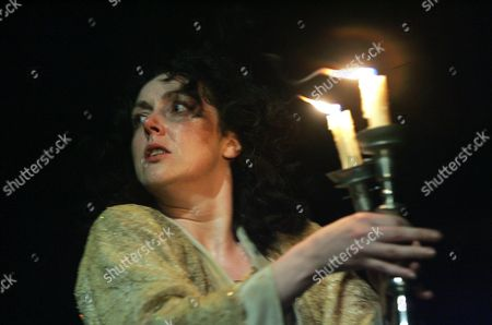 Macbeth performed by the Royal Shakespeare Company Derbhle Crotty ( Lady Macbeth )