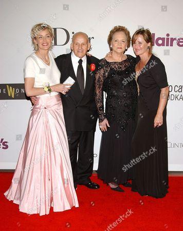 Sharon Stone, Joe Stone, Dorothy Stone and Kelly Stone
