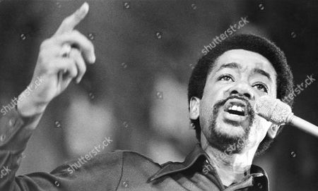 Bobby Seale Bobby Seale proclaimed all black people, involved in any way with survival programs for the black community, revolutionaries at the National Black Political Convention in Gary, Indiana on