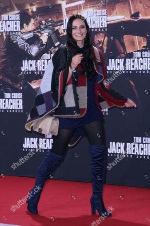 Editorial picture of 'Jack Reacher: Never Go Back' film premiere, Berlin, Germany - 21 Oct 2016