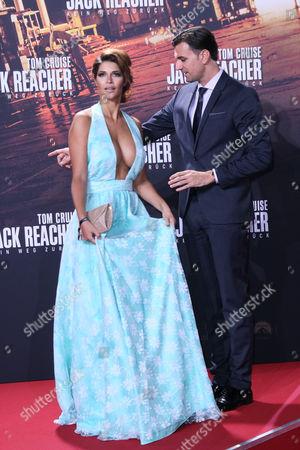 Editorial image of 'Jack Reacher: Never Go Back' film premiere, Berlin, Germany - 21 Oct 2016