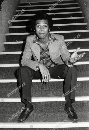 CLIFTON DAVIS This is a photo of Clifton Davis taken in Feb. 1975. He is a songwriter and a veteran of both the New York stage and Hollywood television