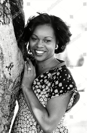 Singer and songwriter Deniece Williams is seen near her home in Los Angeles, Calif., on
